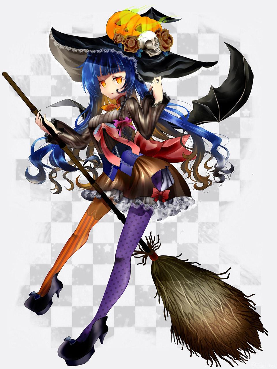 青い髪の女の子6【青髪同盟】 [無断転載禁止]©bbspink.com->画像>3090枚