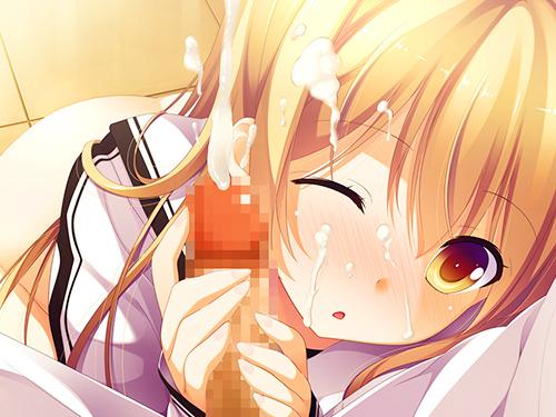 2次元 女の子の可愛いお顔に精子をぶちまけてぶっかけたい!エロ画像まとめ 51枚