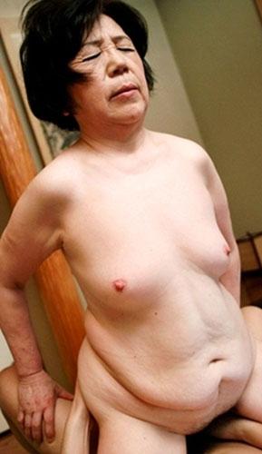 老女ヌード 性癖エロ画像 センギリ