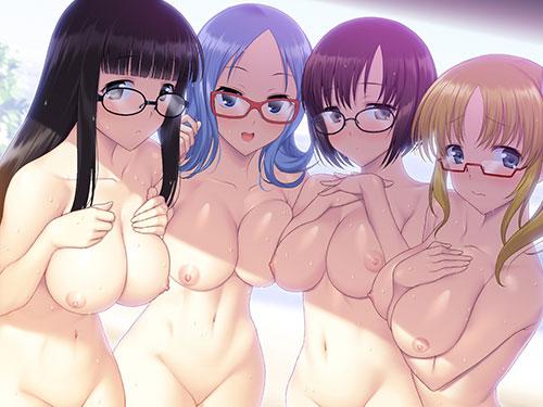 2次元 裸がいっぱいだと嬉しくなるよね!!エロ画像まとめ 50枚