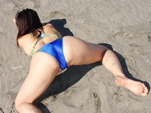 3次元 夏が終わってしまうけれど、競泳水着のエロ画像で抜こう! 31枚
