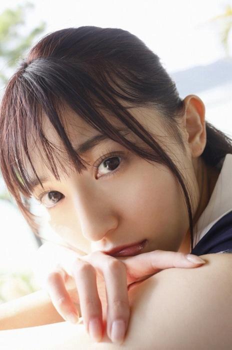 吉井美優の水着グラビアエロ画像020