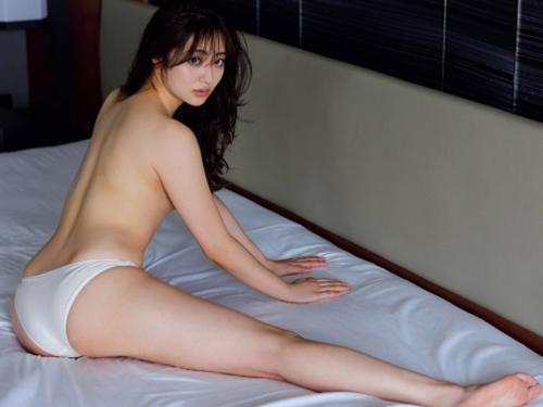 芸能人 奥山かずさのパトレンジャー女優の水着グラビアエロ画像まとめ41枚
