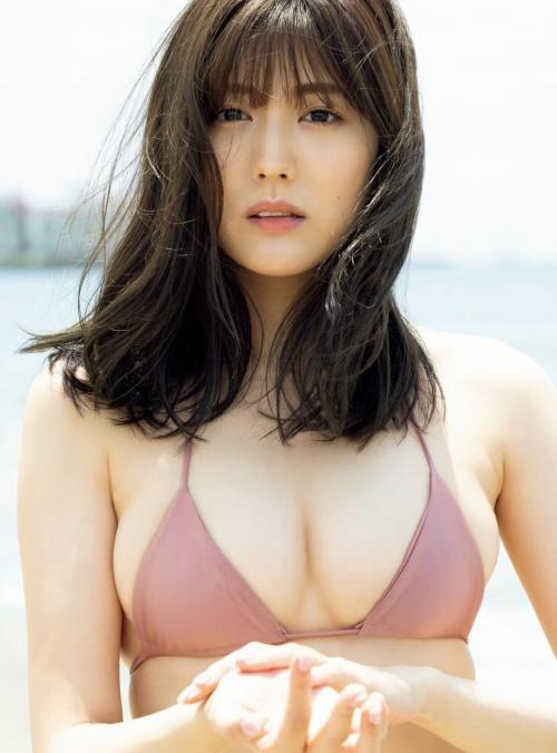岩﨑名美のエロ画像016