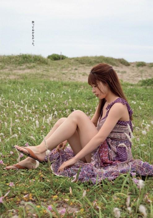 染野有来のエロ画像006