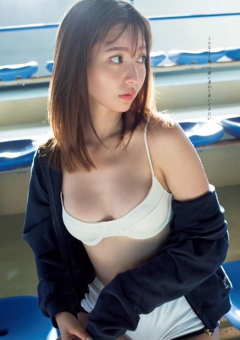橋本萌花のエロ画像007