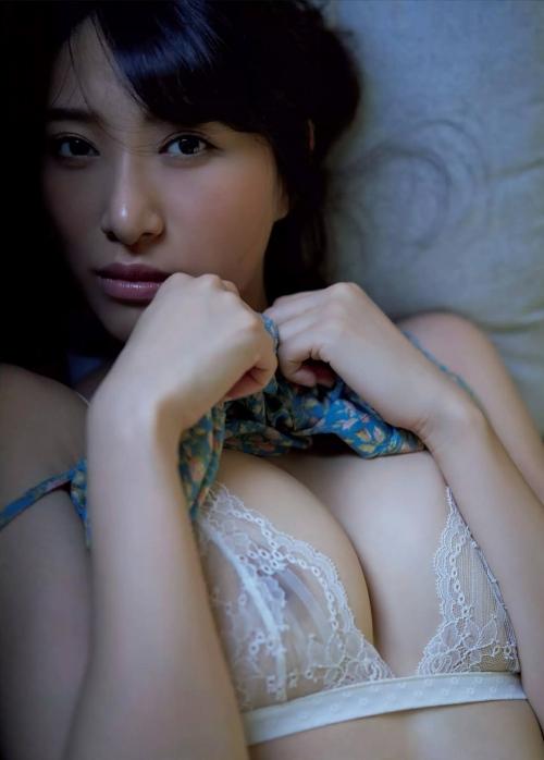染谷有香のエロ画像012