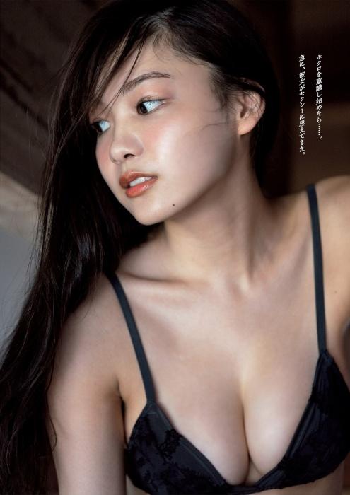 吉澤遥奈のエロ画像004
