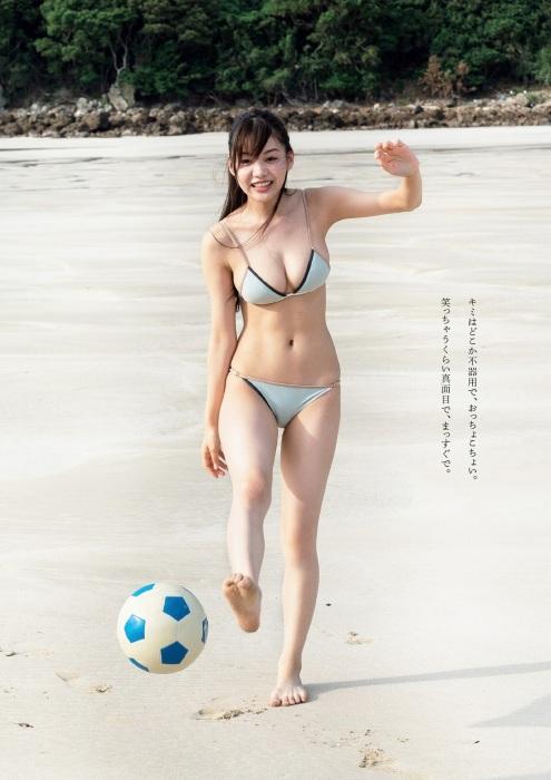吉澤遥奈のエロ画像015
