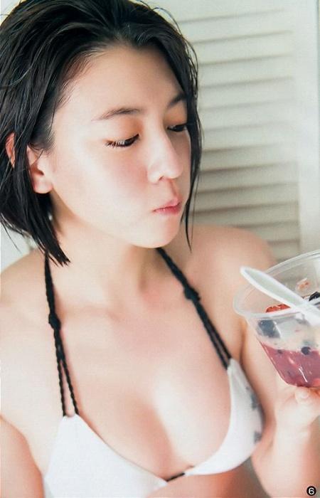 三吉彩花のエロ画像020