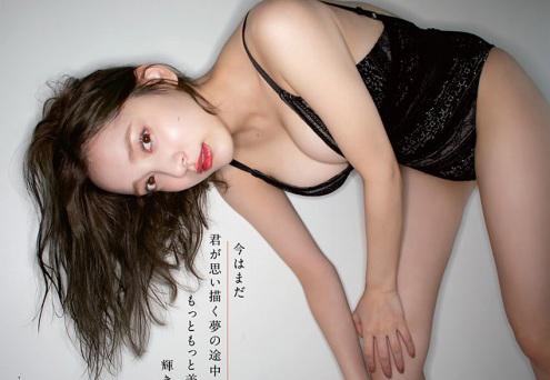 芸能人 都丸紗也華の巨乳ムッチリグラドルの過激グラビアエロ画像まとめ55枚